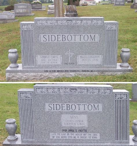 louis sidebottom obit