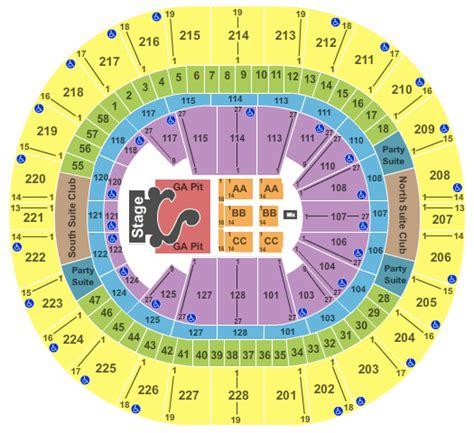 Key Arena Box Office by Washington Concert Tickets Seating Chart Keyarena
