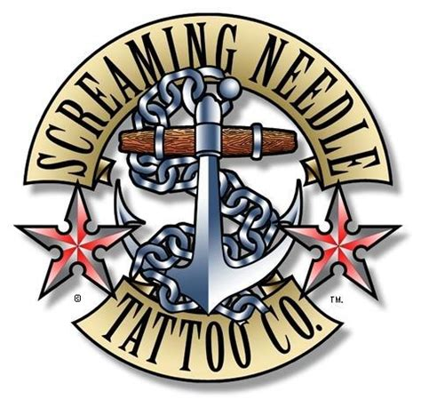 screaming needle tattoo screaming needle and piercing in grand rapids