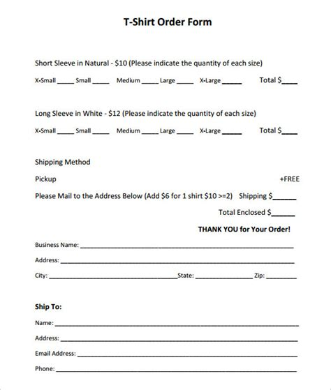 family reunion t shirt order form template baseball jersey order form template