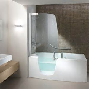 Combined Bath And Shower Bathtubs And Showers Teuco 385 Fy O C Disabled Walk In