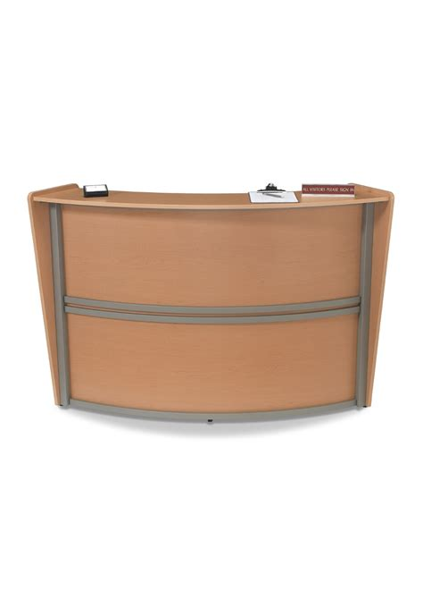 curved reception desk reception desk circular