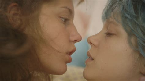 film blue is the warmest colour youtube blue is the warmest colour stuns cannes with show