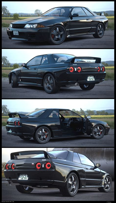 nissan skylines in the us nissan skyline r32 its a shame they re illegal here in
