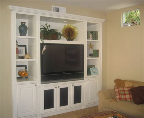 built in tv wall custom built in tv entertainment home theater media