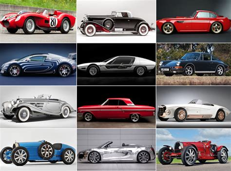 expensive cars names most expensive cars sold at auction around the