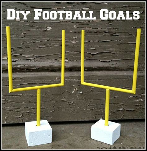How To Make A Football Field Out Of Paper - best 25 football crafts ideas on