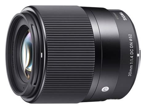 Sigma 30mm F1 4 sigma 30mm f1 4 dc dn lens officially announced