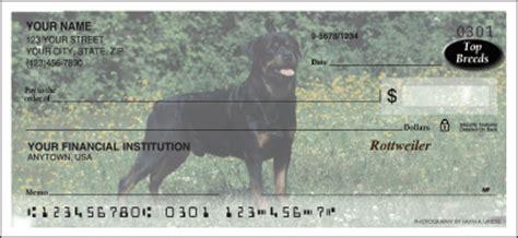rottweiler personal checks rottweiler checks rottweiler personal checks checkspressions