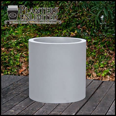 Cylindrical Planter modern planters