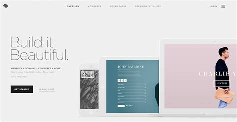 Squarespace Vs Weebly Vs Wix Website Builders Compared 2017 Create Squarespace Template