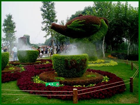 Topiary Gardens by Best Wallpapers Topiary Gardens Plant Sculpture