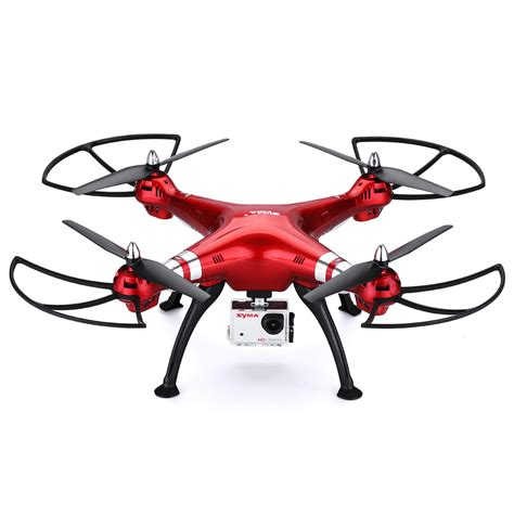 Drone X8hg Syma X8hg Rc Quadcopter Drone 4ch 6 Axis Gyro Headless With 8 0mp Hd Uk Ebay