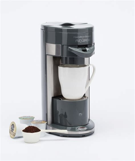 Amazon.com: Hamilton Beach Coffee Maker, Flex Brew Single Serve (49963): Kitchen & Dining