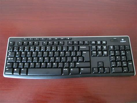 Keyboard Wireless Logitech K270 Logitech K270 Wireless Keyboard Quot Almost Quot Just Works With