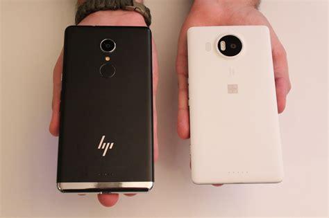 Hp Nokia Lumia 950 Xl lumia 950 xl vs hp elite x3 il nostro confronto su