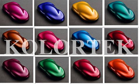 custom paint colors chart car pictures car