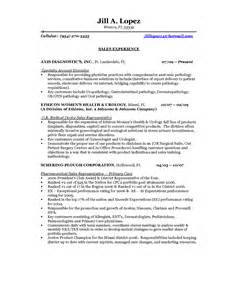 Resume Sle For Customer Service Representative by Pharmaceutical Sales Resume Service Ebook Database