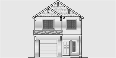 house plans for wide lots narrow lot house plans building small houses for small lots