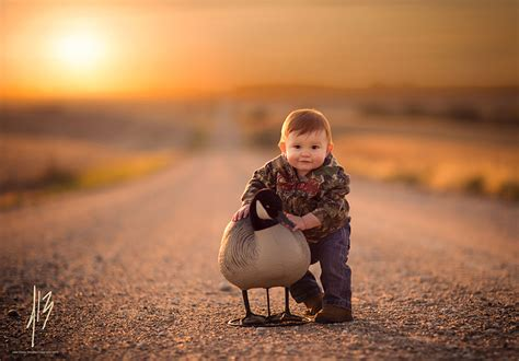 Sun Kissed Photos Of Kids And Dogs In The American Midwest by Jake Olson