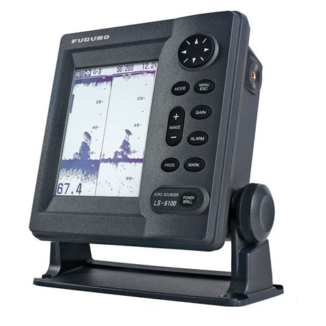 Best Finder Furuno Ls6100 6 Mono Lcd Dual Beam Echosounder W O Transducer