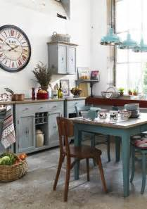 ideas for kitchen decorating kitchen fantastic retro chic kitchen decor ideas and