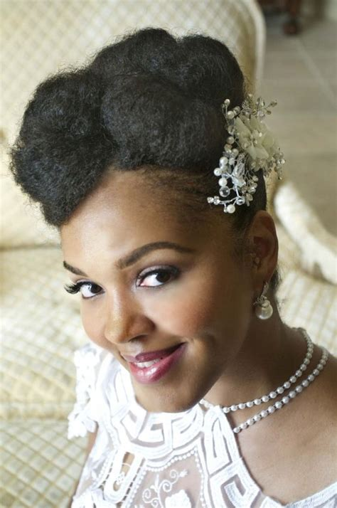 wedding hair for naturals 2017 wedding hairstyles for haired brides the