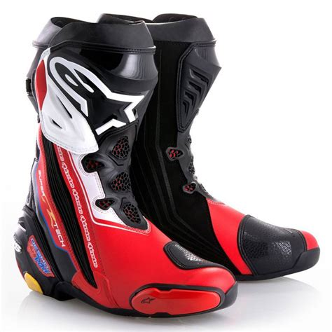 Limited Edition Boot R 011 alpinestars limited edition supertech r dovizioso race boots
