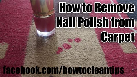 How To Get Make Up Out Of Carpet How To Get Gel Nail Out Of Carpet New Photo