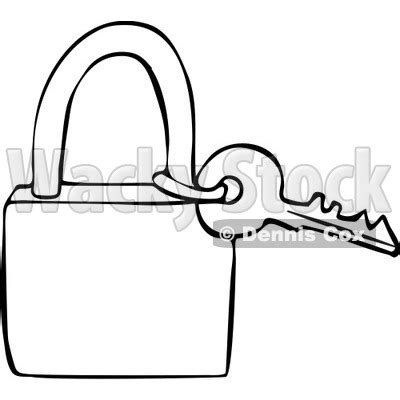coloring page lock and key best photos of lock and key outline lock and key clip