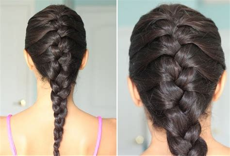 french braided weave how to do a classic french braid hair