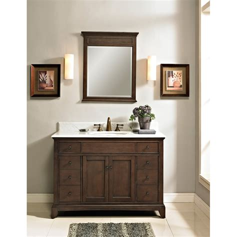 Fairmont Designs Bathroom Vanities Fairmont Designs 48 Quot Smithfield Vanity Mink Free Shipping Modern Bathroom