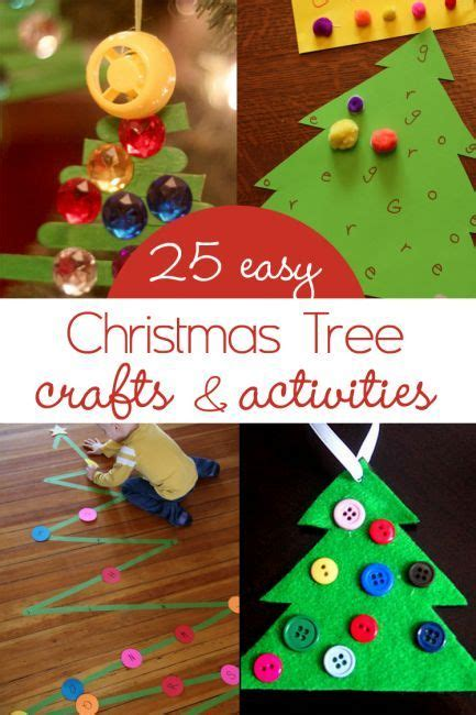 cute tree christmas pinterest 1000 images about holiday crafts and activities on
