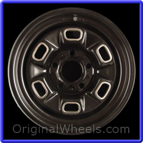malibu bolt pattern oem 1979 chevrolet malibu used factory wheels from