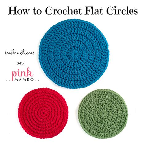 crochet patterns circle dancox for