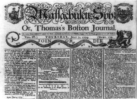 revolutionary war newspaper template journalism in the age of collaboration tweney