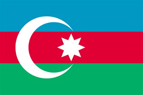 flag of ottoman empire file flag of the azerbaijan democratic republic 1918 1920
