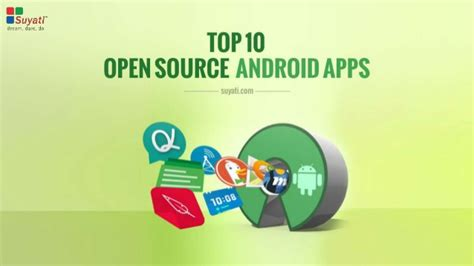 android open source apps 10 best open source android apps