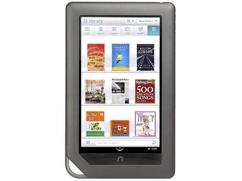 Barnes Noble Nook Color barnes noble nook color review engadget