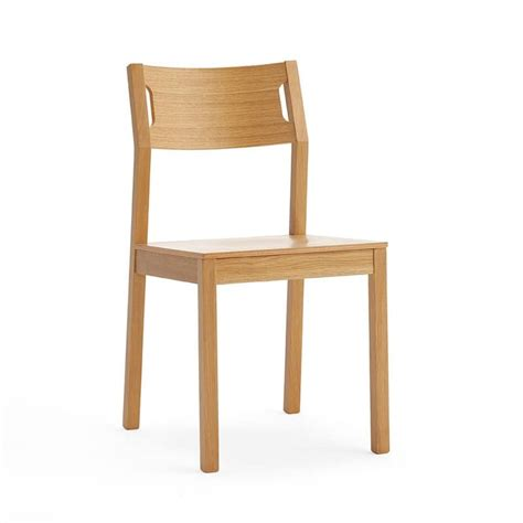 Chair In Beech Wood For Restaurant And Dining Room Idfdesign | dining chair made of beech wood plywood seat idfdesign
