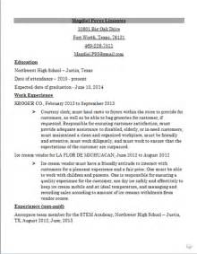 resume amp cover letter capstone project