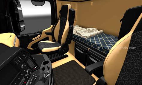 luxury mercedes benz the luxury interior for mercedes benz new actros euro