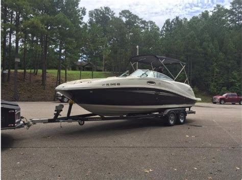 sea ray boats for sale in alabama sea ray 260 sundeck boats for sale in alabama