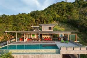 the house a retreat in thailand design milk