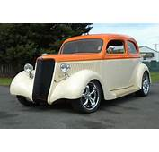 1935 Ford Sedan 2 Door Humpback Streetrod Hotrod Hot Rod