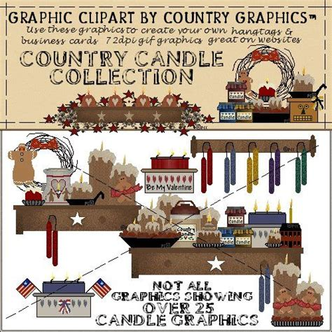 country clipart country candles country clipart country graphics