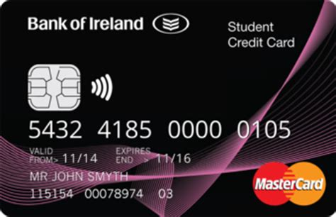 how to open a bank of ireland account credit cards bank of ireland