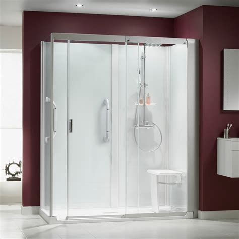 shower cabin kinemagic serenity corner shower cabin victoriaplum com