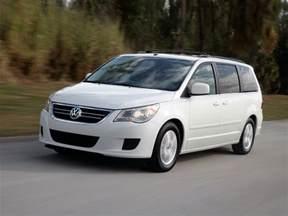 Comfort Convenience Chicago 2008 Volkswagen Routan