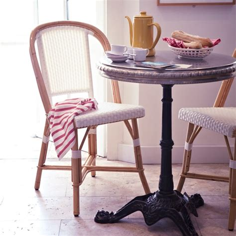 Cafe Style Dining Room by Bistro Style Dining Room Seaside Decorating Ideas Housetohome Co Uk